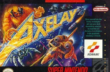 VC Monday Madness: Blue's Journey, Volleyball and Axelay