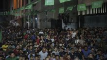 Poll finds dramatic rise in Palestinian support for Hamas