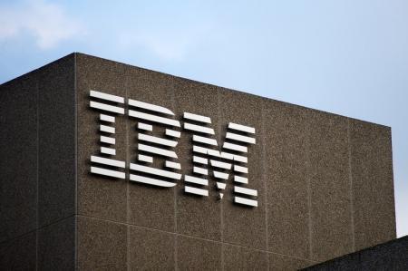 News post image: IBM Stock Rises 5%