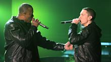 Dr. Dre and Eminem's Magical First Meeting Will Give You Goosebumps