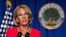 Betsy DeVos just crossed another line. She's an ongoing danger to teachers and students.