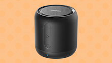 This baseball-sized Anker speaker can fill an entire room with music—and it's on sale for just $22