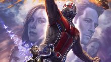 Ant-Man and The Wasp set photo reveals a villain