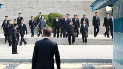 """""""Pas même une fourmi"""" ne pourrait tromper la garde rapprochée de Kim Jong Un"""
