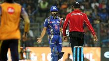 IPL 2017: Mumbai Indians' Rohit Sharma admits to Level 1 offense for breaching IPL code of conduct