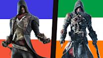 Assassins Creed: Unity vs. Rogue - Gamescom 2014