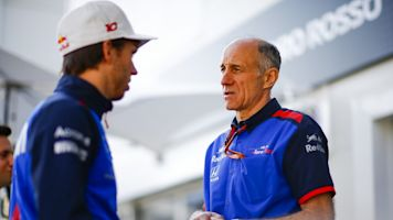 STR boss Franz Tost would 'refuse' fewer than 21 F1 races