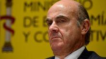Eurozone backs Spain's De Guindos for ECB top job
