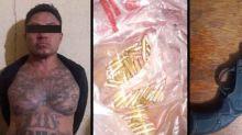 Cae líder de célula del crimen organizado en la Mixteca poblana