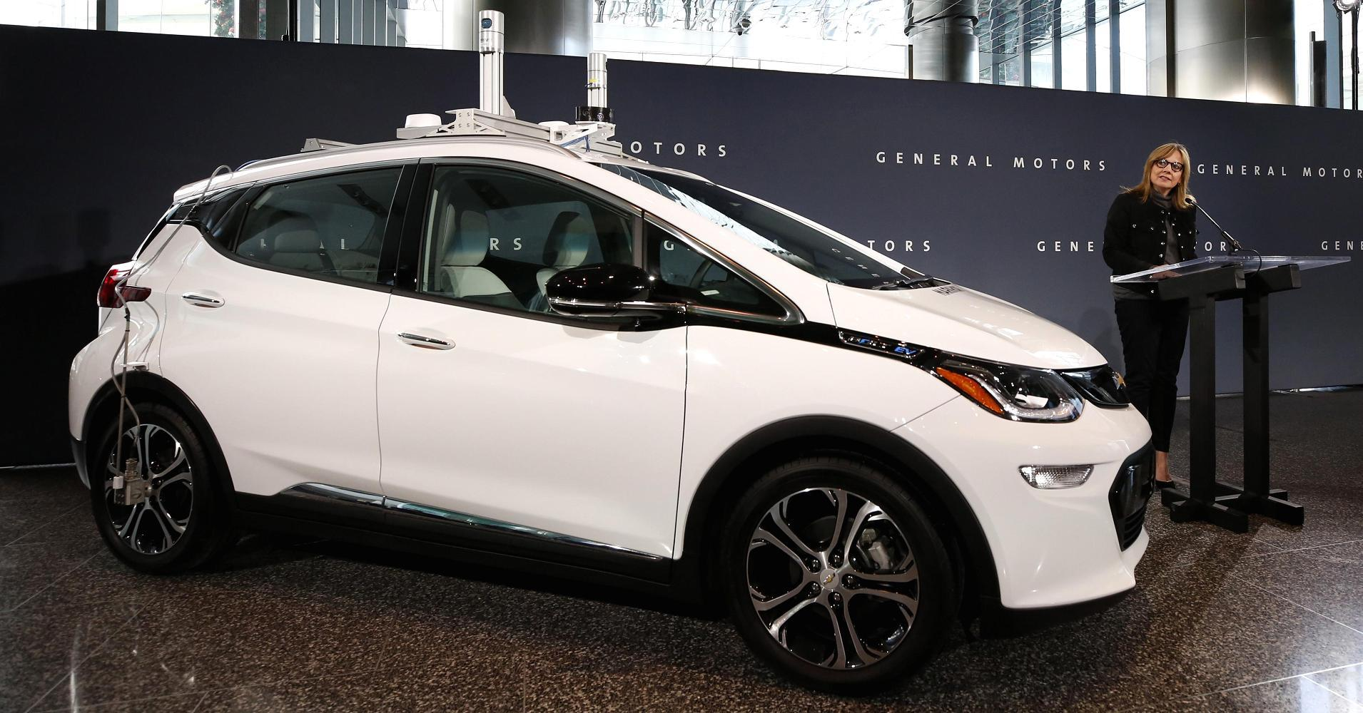 General motors to ramp up electric vehicle plans 20 new for General motors cars models