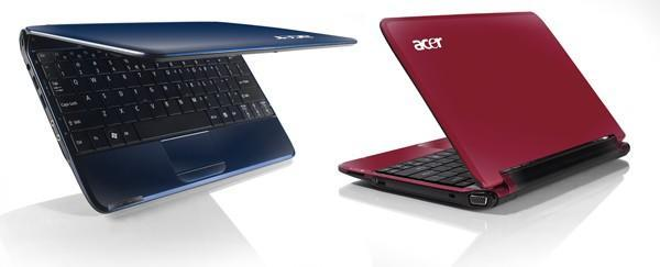 Acer's Aspire One D250, 751h now on sale in North America