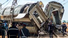 Acidente de trem deixa sete mortos e mais de 80 feridos no Marrocos