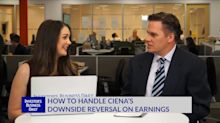 How To Handle Ciena's Downside Reversal On Earnings