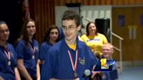 Southern High School celebrates Special Olympians