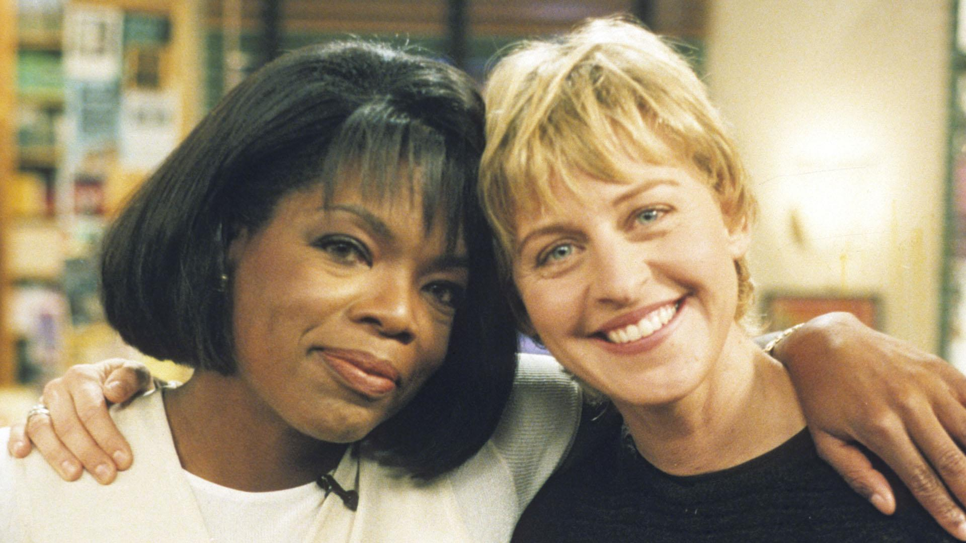 Trailblazers Oprah Winfrey and Ellen DeGeneres are both visionaries. Could their shared zodiac sign explain why?