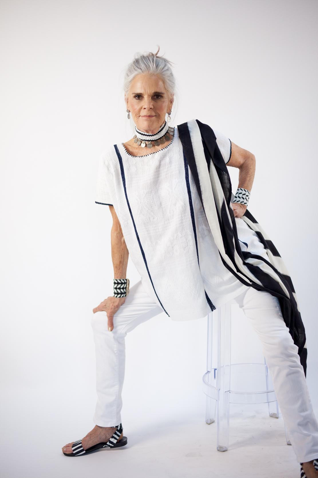 Ali MacGraw Launches Her Second Clothing Line Collection ...