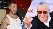 Stan Lee's final movie cameo is 'brilliant' says Busted star Matt Willis