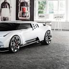 The New $8.8 Million Bugatti Centodieci Is a Retro '90s Hypercar Dream