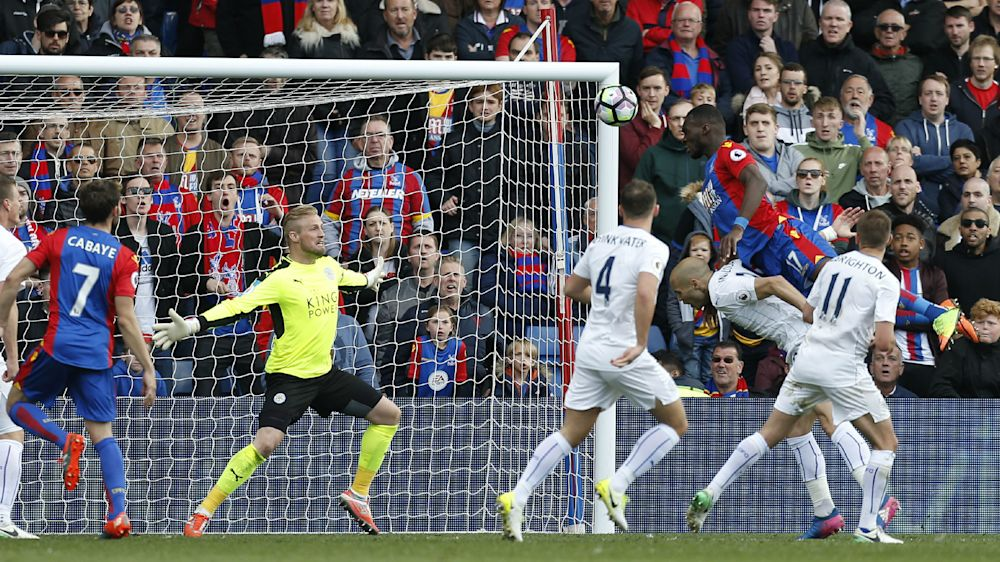 Leicester draw like a win for Palace – Allardyce
