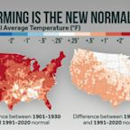 U.S. hotter than it's ever been, NOAA says