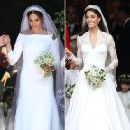 Katy Perry Says Meghan Markle's Wedding Dress Needed 'One More Fitting'