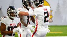 Julio Jones Feels Good, Tells Falcons 'You Can Lean On Me'