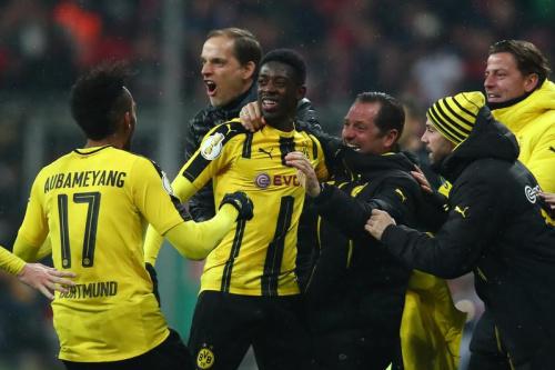 Dortmund renverse le Bayern