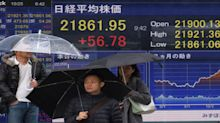 Asian shares follow US markets higher as investors digest earnings