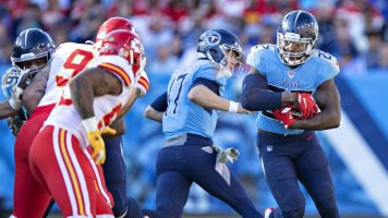Chiefs DE says Titans' Henry easy to tackle