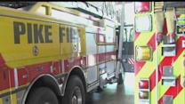 Pike Township says thieves hit fire truck