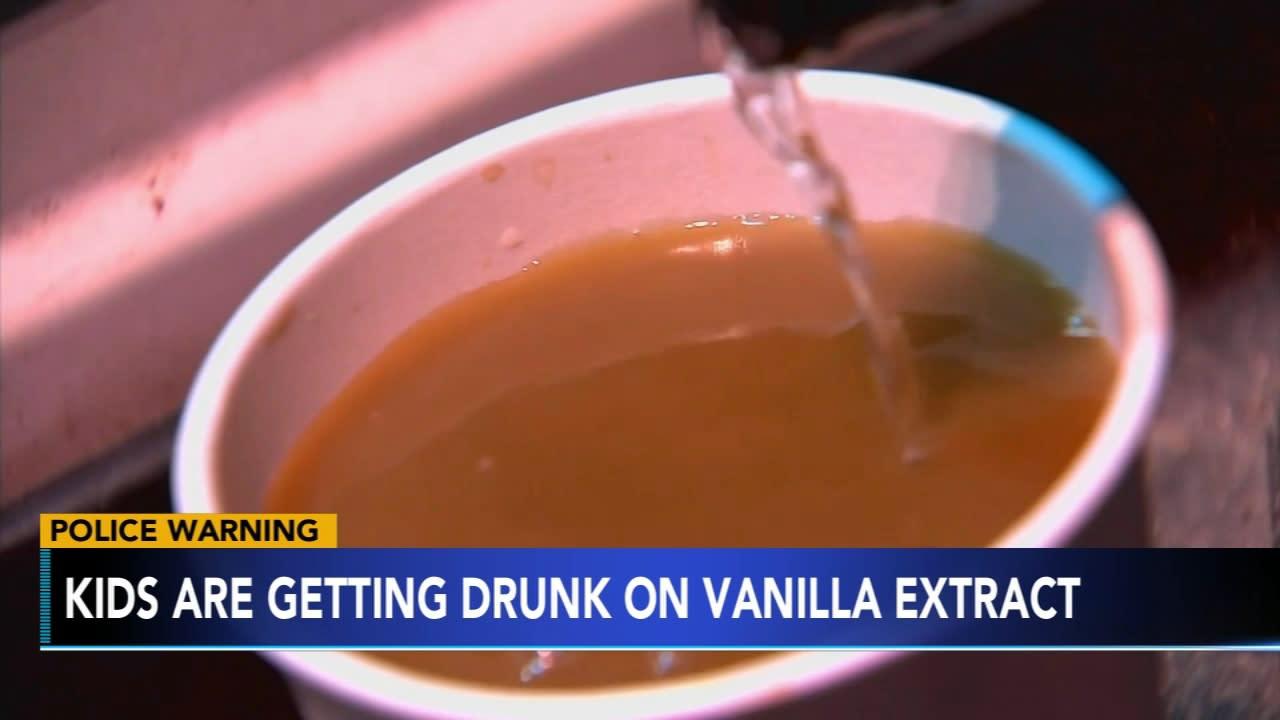 School Warns Of Students Getting Drunk Off Vanilla Extract