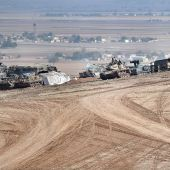 SitRep: Turks Push into Syria; U.S. Casualty in Afghanistan