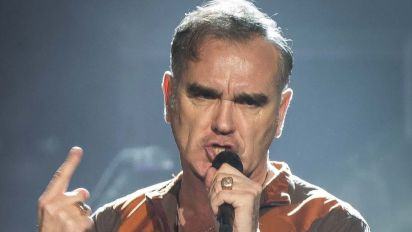 Morrissey defends Kevin Spacey and Harvey Weinstein