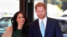 Meghan Markle and Prince Harry confirm baby Archie has red hair: 'it's in the eyebrows'