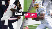 Fantasy Football Start 'Em Sit 'Em: Week 3 lineup advice, matchups, DFS picks