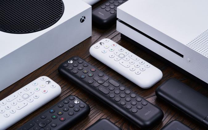 8BitDo Xbox media remotes