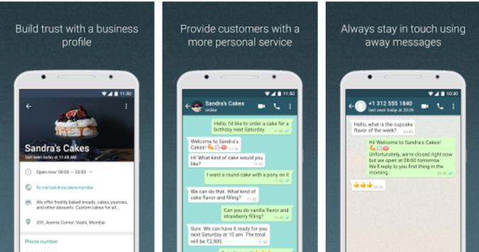 WhatsApp Business ist jetzt auch bei uns verfügbar