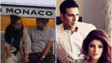 Akshay Kumar and Twinkle Khanna TROLLED after Sunny Deol and Dimple Kapadia's pictures go viral