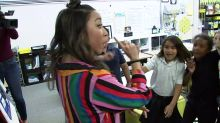 Teacher uses Lizzo song to boost 2nd-graders' self-esteem: 'Turns out I'm 100 percent that smart'