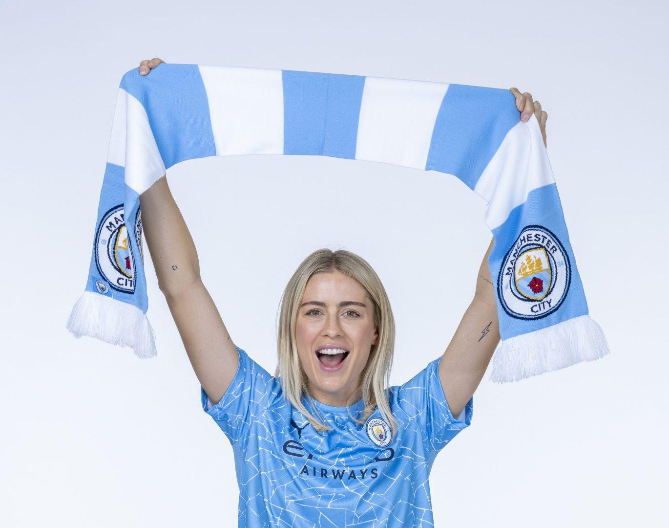 USWNT star Dahlkemper completes Man City move