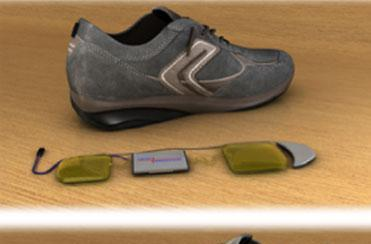 Electrowetted insoles charge your strut, The Police stand by for music licensing deal