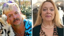 Joe Exotic and Jeff Lowe respond to Carole Baskin gaining control of the 'Tiger King' zoo: 'Without our efforts, it is well known that Carole would no longer be here'
