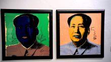 """Bertinotti: """"Ma che milioni, miei Warhol valgono poche migliaia di euro"""""""
