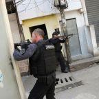 Rio de Janeiro drug shootout death toll rises to 28