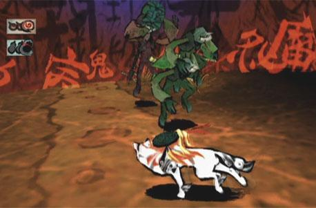 Chance meeting at Game Developers Conference led to Okami Wii