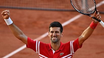 Djokovic's gifted racket could be worth thousands