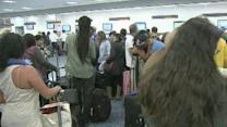 Sequester Cuts Cited in Airport Delays
