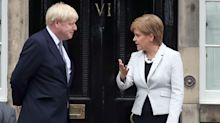 Scottish Independence: Boris Johnson Rejects Second Referendum