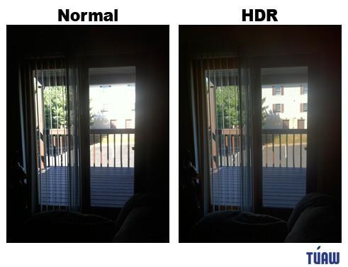 HDR photo hands-on with iPhone 4 and iOS 4.1