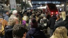 French union calls for break in transport strikes over Christmas